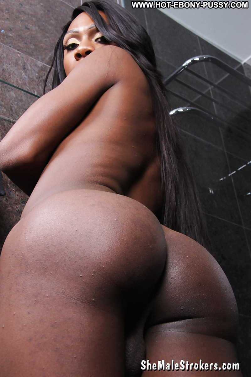 black tranny ass