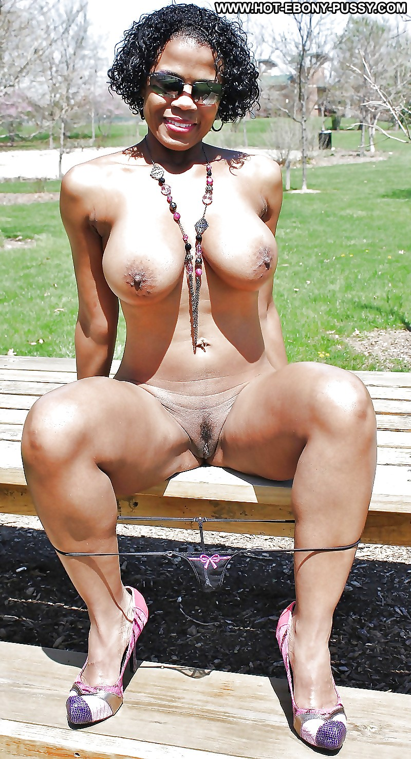 Mature ebony amateur private
