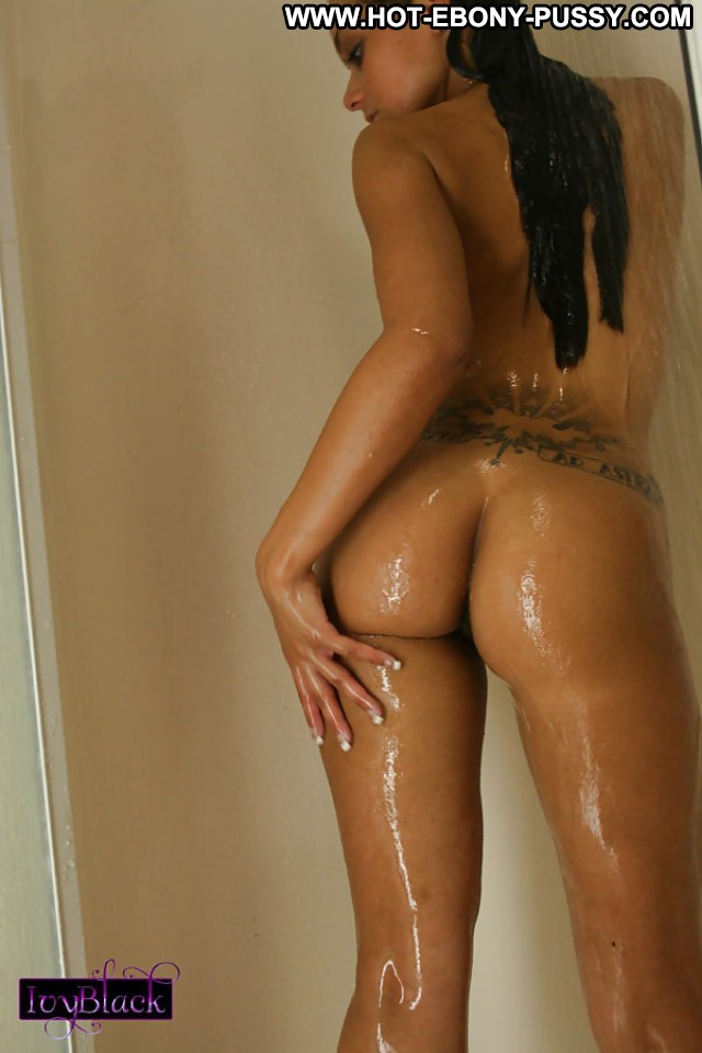 Naked girl in the bathroom wet version