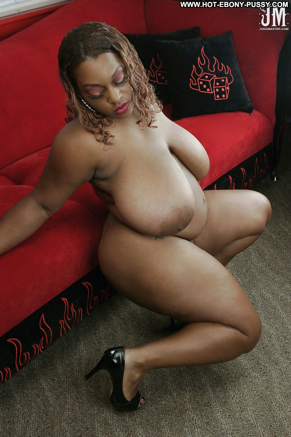 Big ebony boobs webcam