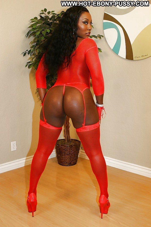 Kristin Private Pictures Hot Ass Ebony Stockings